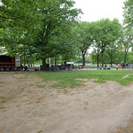 - AIDS Walk NY 2017 - - Saturday Set Up _ - � Donna F. Aceto  - -Not to be Used  Without Permission